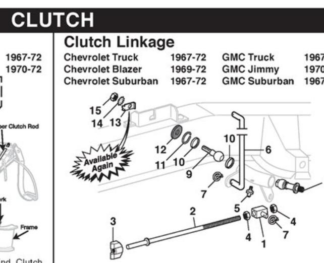 Clutch Trouble Advice Desperately Needed The 1947