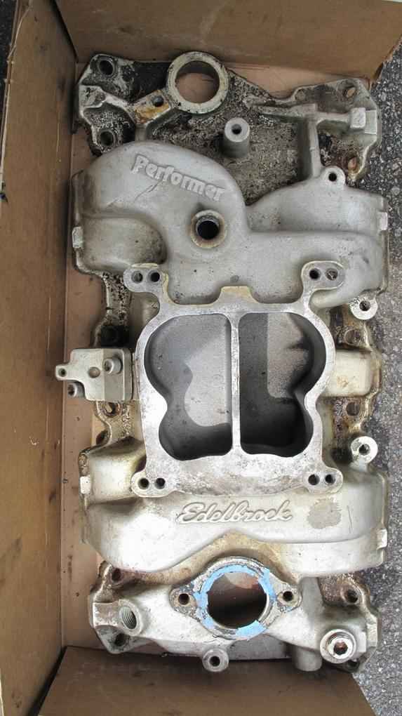 86 K10 350 w/ stock Rochester Quad  Jet -Rebuild carb or go with