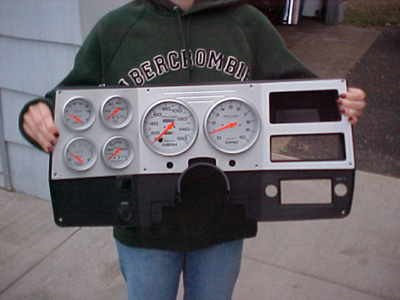 Amazing Autometer Bezel Gauges Wanted The 1947 Present Chevrolet Wiring Digital Resources Ommitdefiancerspsorg