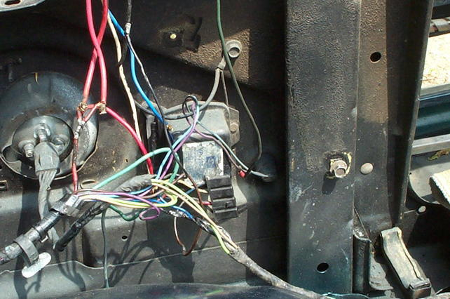 Chevy Trailblazer Wiring Diagram On Gmc Wiring Harness Color Code