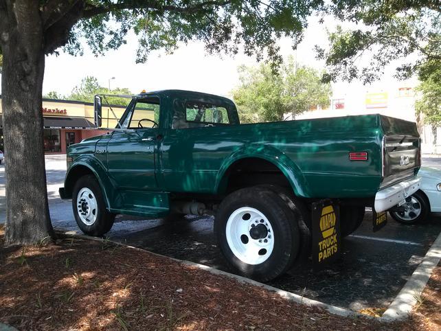 1970 C50 Brakes - The 1947 - Present Chevrolet & GMC Truck