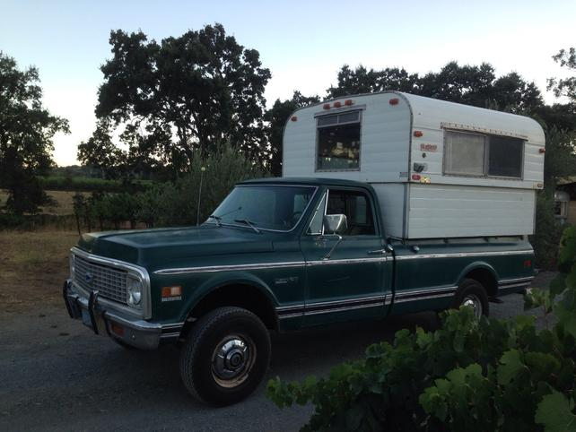 Any trucks with Alaskan campers ? - The 1947 - Present ... on