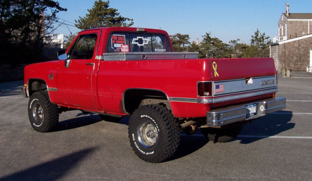 1986 Chevy K10 For Sale Mint The 1947 Present Chevrolet