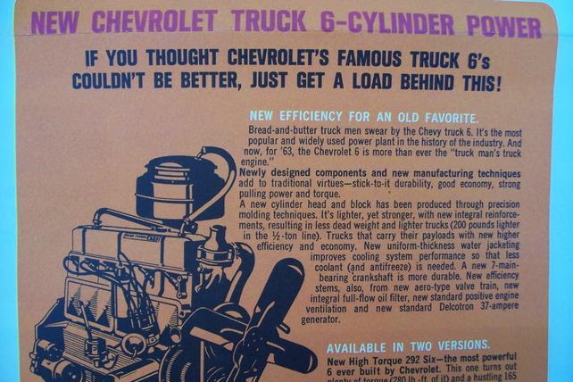 Best Chevy inline-6? - The 1947 - Present Chevrolet & GMC Truck
