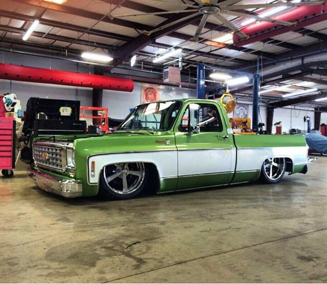 Gas Monkey Garage Lincoln Continental >> Gas monkey 67 cadillac