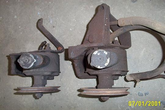 72 Chevy 350 Power Steering Brackets Info Needed And Pics Please