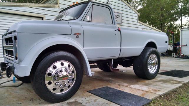 C40 C50 C60 C70 front axle width's - The 1947 - Present