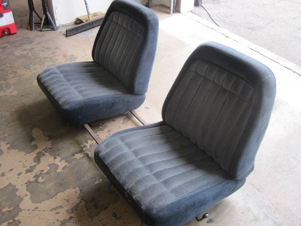 Bucket Seats For Chevy Truck >> Ca 88 94 Low Back Bucket Seats The 1947 Present