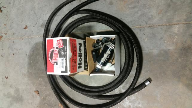 Brand new LSX376 crate motor with extras - The 1947