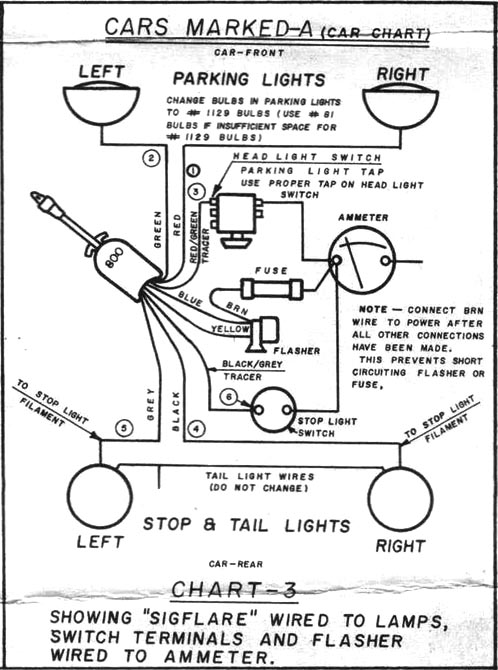 Signal Stat 800 - The 1947 - Present Chevrolet & GMC Truck Message Board  Network | Vsm 900 Turn Signal Wiring Diagram |  | 67-72 Chevy Trucks