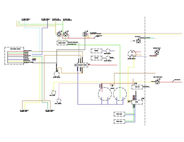 wiring diagram for signal stat 900 the wiring diagram Aftermarket Turn Signal Wiring Diagram Signal Light Wiring Diagram