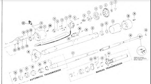 gm tilt steering column wiring diagram free download 1960 impala steering column wiring diagram high beam switch in turn signal lever? - the 1947 ... #15