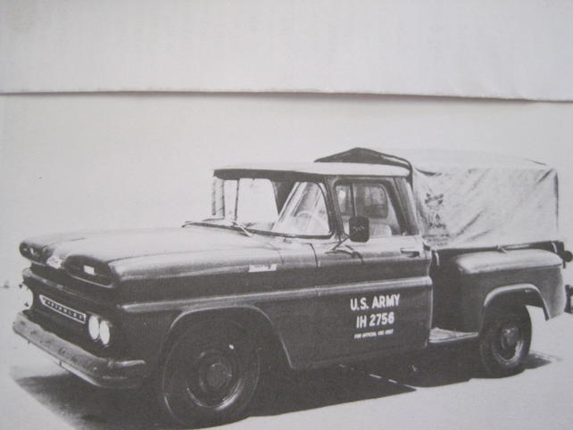 Post Your 60-66 Chevy/GMC Military Trucks - Page 2 - The