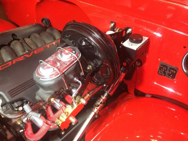 Hydraulic clutch conversion - The 1947 - Present Chevrolet