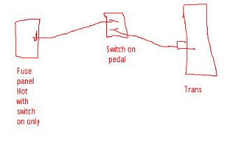 one wire switch on my th400?? - The 1947 - Present Chevrolet & GMC Truck  Message Board Network | Turbo 400 Transmission Wiring Diagram |  | 67-72 Chevy Trucks