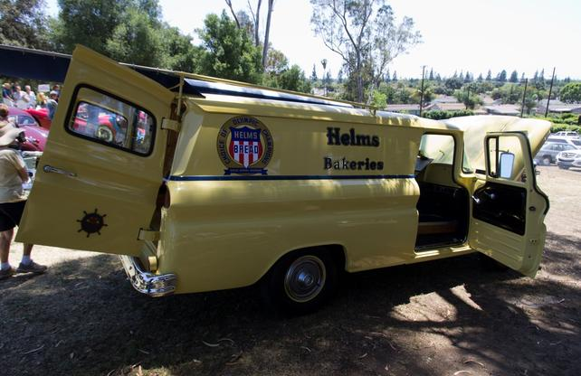 Santa Maria Gmc >> Anyone else have a Helms Bakery truck? - Page 2 - The 1947 - Present Chevrolet & GMC Truck ...