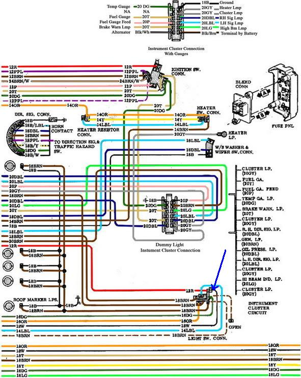 name: 60gmcregulator jpg views: 4819 size: 108 2 kb this diagram is the  wiring routing from the heater switch