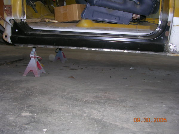 Questions About Replacing Rocker Panels The 1947 Present Chevrolet Gmc Truck Message Board Network