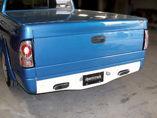 chevy s10 roll pan install
