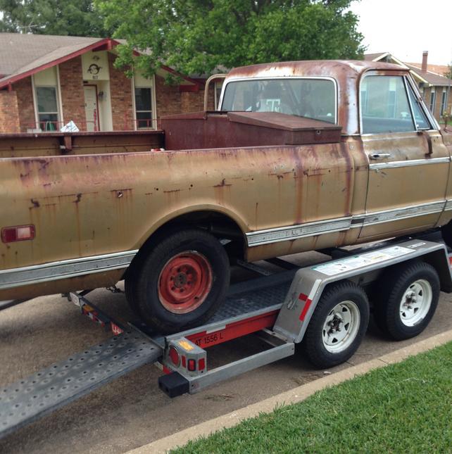 u haul auto transport trailers - The 1947 - Present