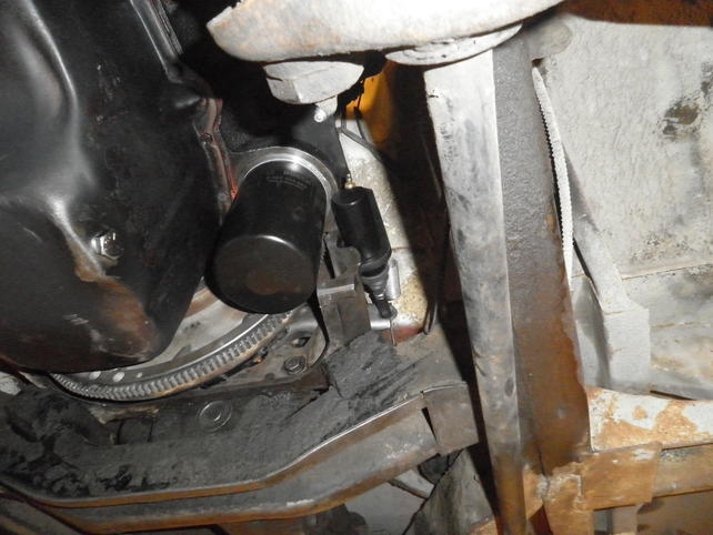 Manual to Hydro Clutch Pedal Linkage Question - The 1947