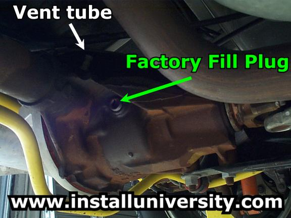 gm 12 bolt differential oil capacity