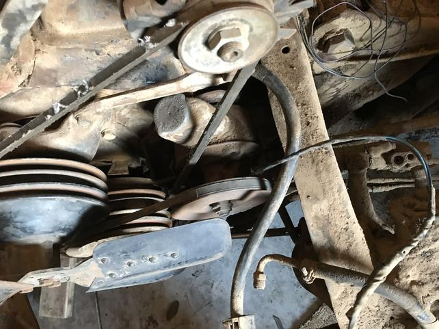 PS Pulley issue - The 1947 - Present Chevrolet & GMC Truck Message