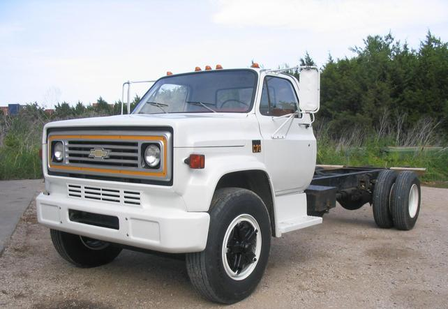 1979 Chevrolet C70 Conversion to OEM Air Conditioning - Page
