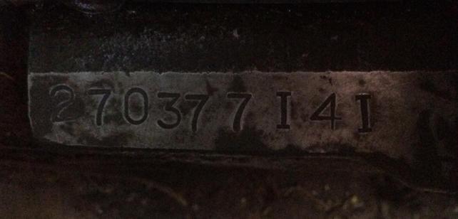 GMC 270 engine mystery  - The 1947 - Present Chevrolet & GMC