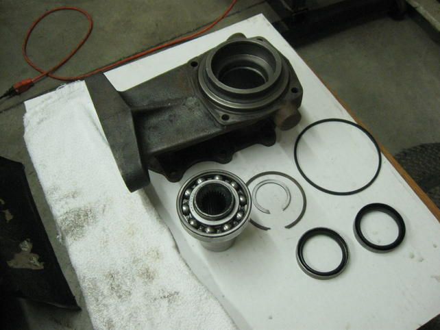 TH350, NP205 & adapter seals/gaskets/o-rings? - The 1947
