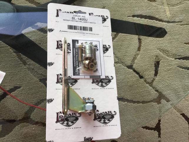 Neutral Safety Switch Help Needed On 66 C10 The 1947 Present Chevrolet Gmc Truck Message Board Network