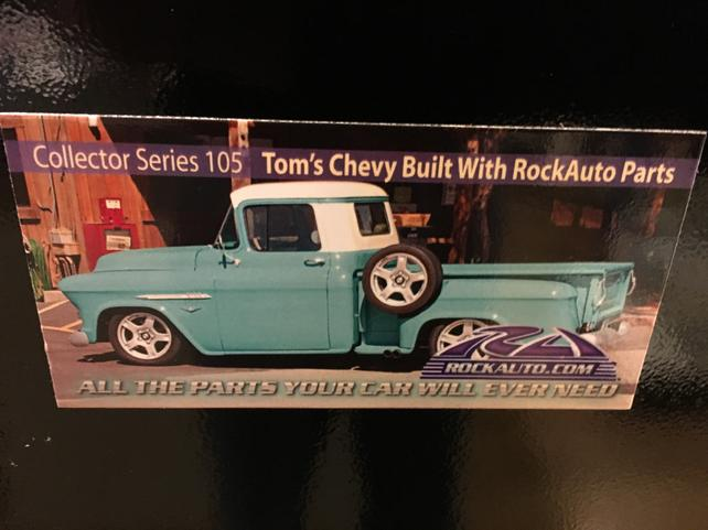 Rockauto Parts Ford >> Rockauto Collector Car Magnet S Anybody Get A Chevrolet