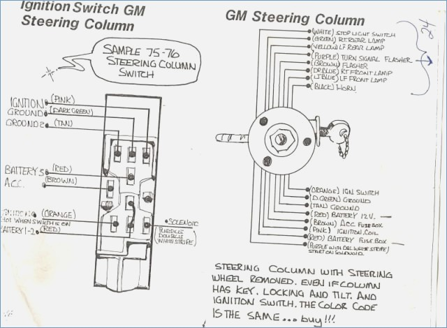 column-mount ignition switch - the 1947 - present chevrolet & gmc truck  message board network  67-72 chevy trucks