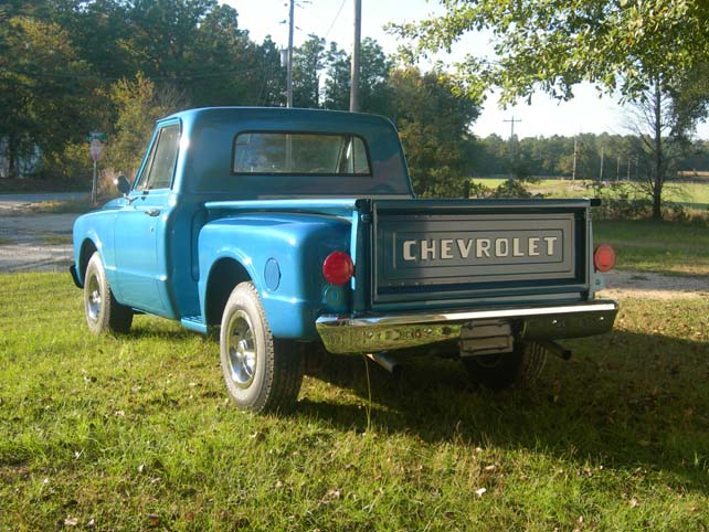 2 TON 4X4 PICKUP 161737 as well 310889180507431461 moreover Showthread besides 1972 Chevy C10 On Second Thought also 1108tr 1967 Chevy C10 Plan B. on 1972 gmc truck bumper