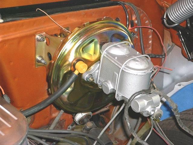 original brake booster color - the 1947