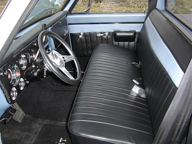Bench Seat Console Pics The 1947 Present Chevrolet
