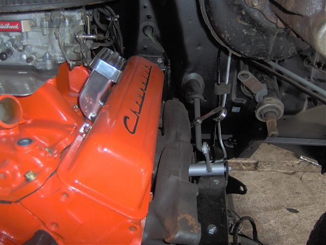 Old Style Script Valve Covers The 1947 Present
