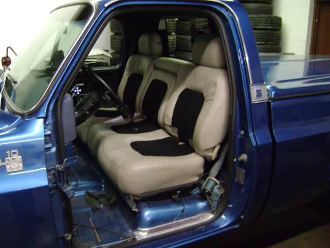 Seat Swap - The 1947 - Present Chevrolet & GMC Truck Message Board