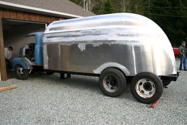 G m  Stream Liner Camper  - The 1947 - Present Chevrolet & GMC Truck