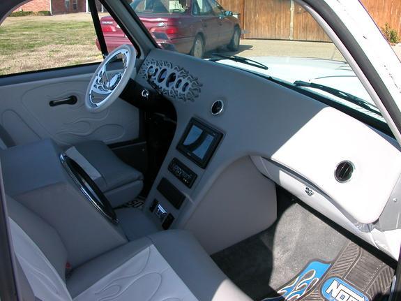 Any Custom Interiors The 1947 Present Chevrolet Gmc Truck Message Board Network