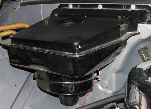 Heater Question The 1947 Present Chevrolet Gmc Truck Message