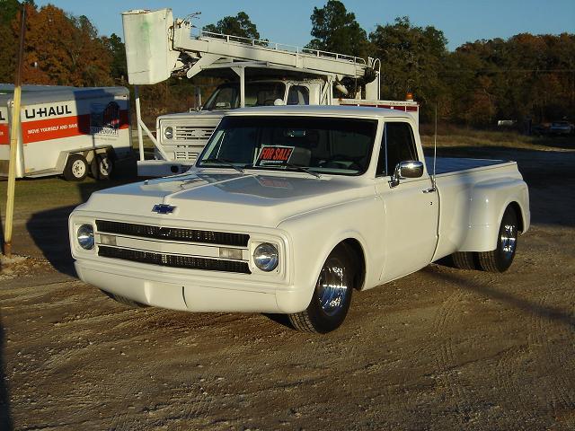 1 ton dually pics post  The 1947  Present Chevrolet  GMC Truck