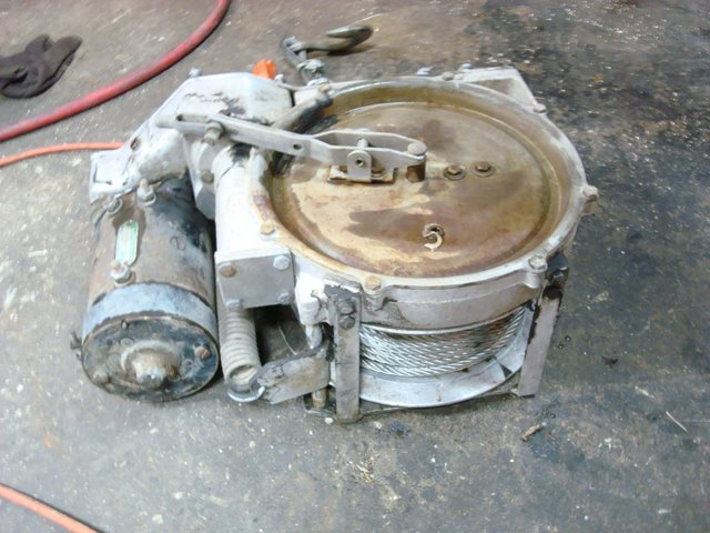70's Hickey Sidewinder Winch score - Page 2 - The 1947 ... on