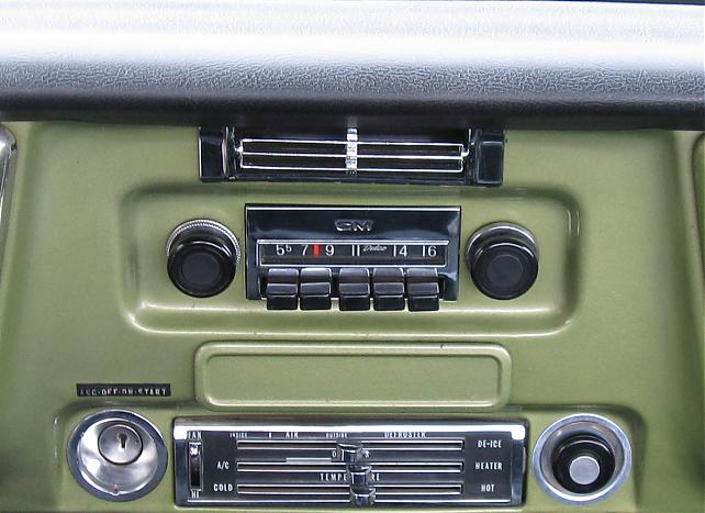 67 72 Chevy Truck Parts >> TX WTB Radio Knobs and Lighter Trim Ring - The 1947 ...