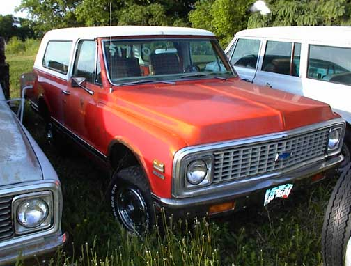 72 K5 Blazer For Sale Craigslist >> 1971 Blazer 4x4 For Sale 1200 The 1947 Present Chevrolet Gmc