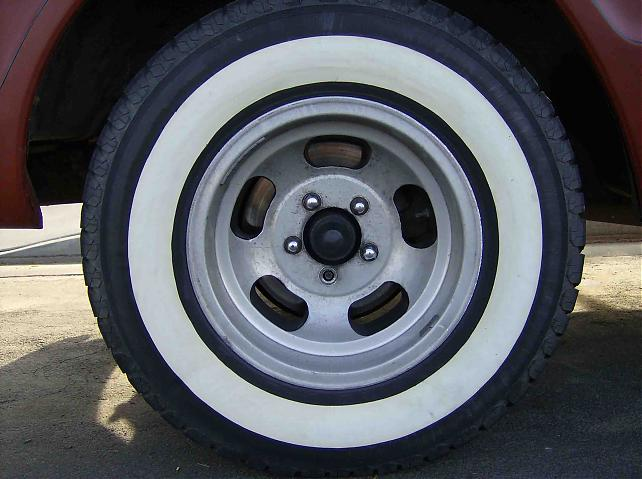 White Tire Paint >> White Wall Tire Paint The 1947 Present Chevrolet Gmc