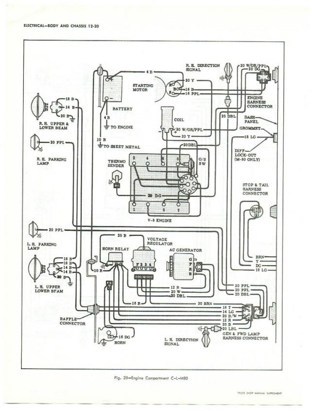 chevy truck wiring schematic image 1965 1966 gmc truck wiring questions the 1947 present on 1966 chevy truck wiring schematic