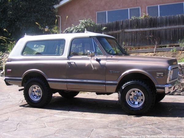 1972 Blazer