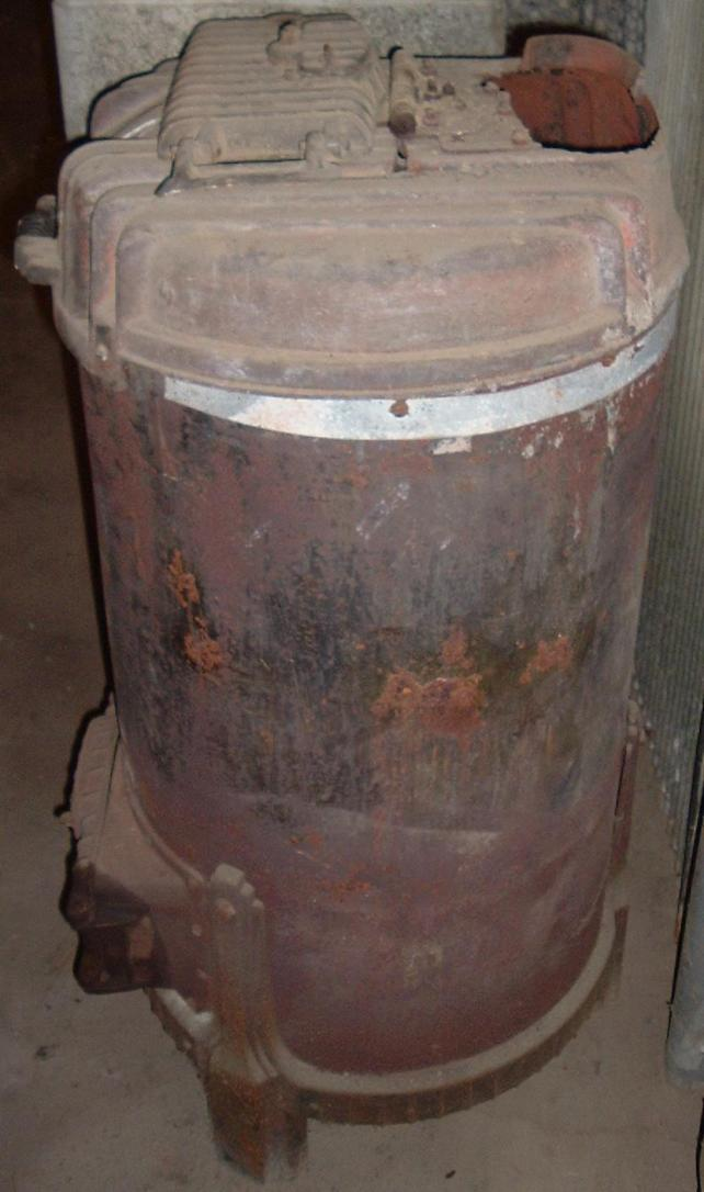 Attached Images. ' - Cast Iron Pot Belly Stove Forums Or Parts Sources - The 1947