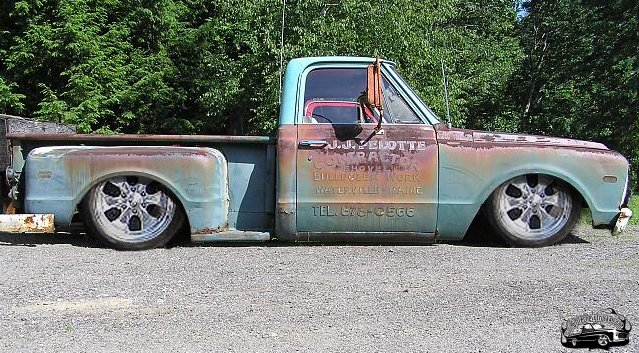 67 c10 shop truck